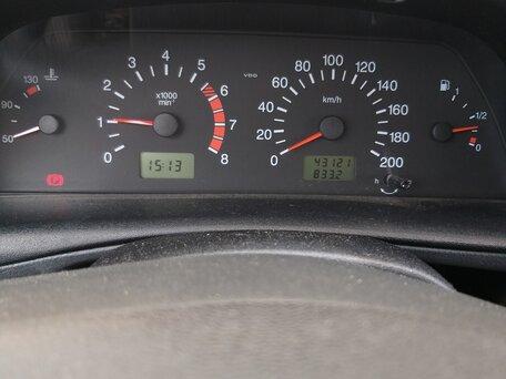 Купить Chevrolet Niva пробег 43 000.00 км 2015 год выпуска