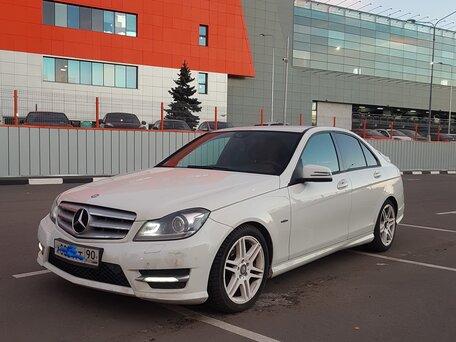 Купить Mercedes-Benz C-klasse пробег 103 000.00 км 2011 год выпуска