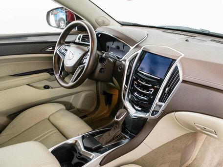 Купить Cadillac SRX пробег 58 882.00 км 2014 год выпуска