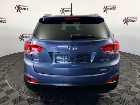 Купить Hyundai ix35 пробег 112 000.00 км 2011 год выпуска