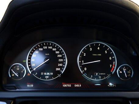 Купить BMW 7 серия пробег 106 793.00 км 2010 год выпуска