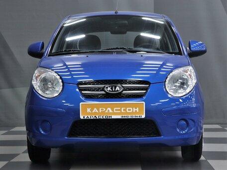 Купить KIA Picanto пробег 65 000.00 км 2009 год выпуска