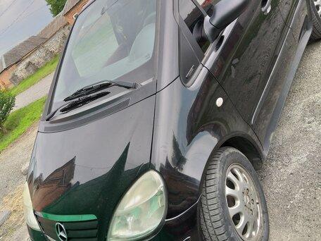 Купить Mercedes-Benz A-klasse пробег 144 000.00 км 2000 год выпуска