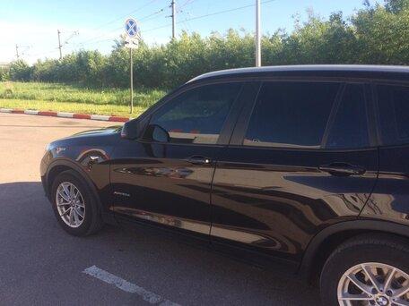 Купить BMW X3 пробег 100 000.00 км 2014 год выпуска