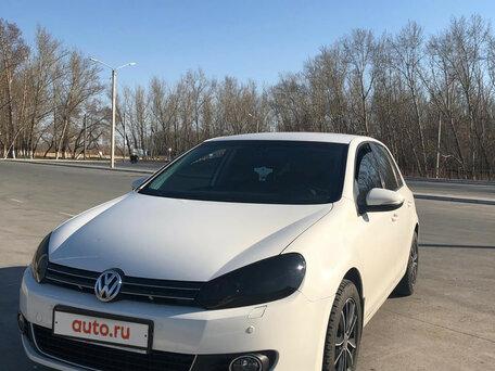 Купить Volkswagen Golf пробег 93 000.00 км 2012 год выпуска