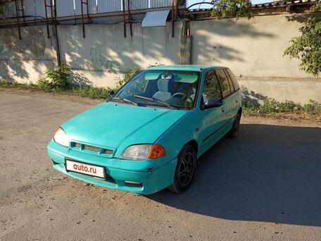 Купить Suzuki Swift пробег 100 000.00 км 1998 год выпуска