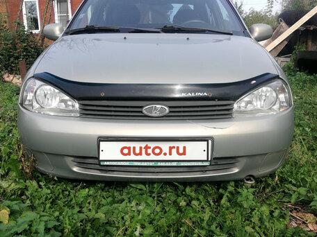 Купить ЛАДА (ВАЗ) Kalina пробег 67 000.00 км 2006 год выпуска
