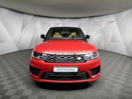 Купить Land Rover Range Rover Sport пробег 18 474.00 км 2018 год выпуска