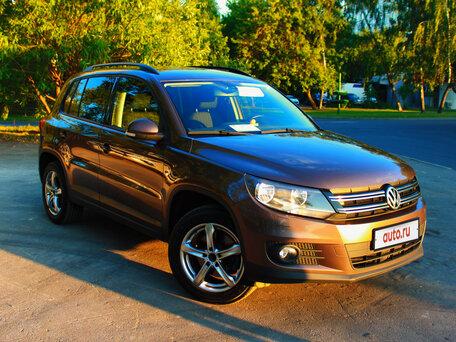 Купить Volkswagen Tiguan пробег 95 000.00 км 2015 год выпуска
