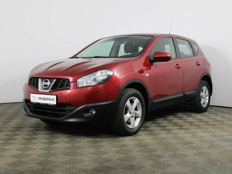 Купить Nissan Qashqai пробег 88 694.00 км 2013 год выпуска