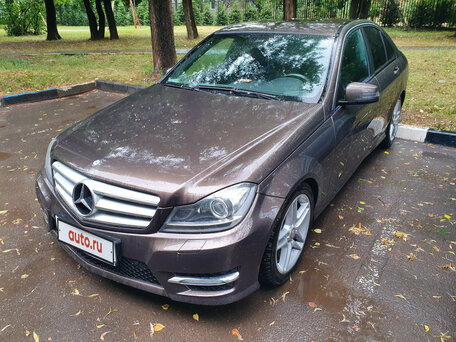 Купить Mercedes-Benz C-klasse пробег 126 000.00 км 2012 год выпуска