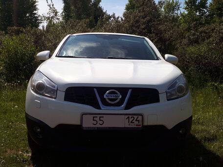 Купить Nissan Qashqai пробег 62 000.00 км 2012 год выпуска