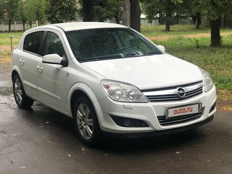 Купить Opel Astra пробег 108 000.00 км 2008 год выпуска