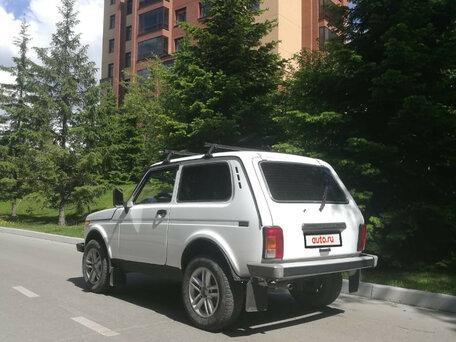 Купить ЛАДА (ВАЗ) 2121 (4x4) пробег 33 000.00 км 2007 год выпуска