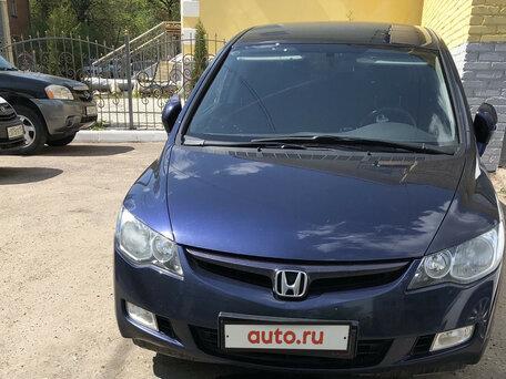 Купить Honda Civic пробег 186 000.00 км 2008 год выпуска
