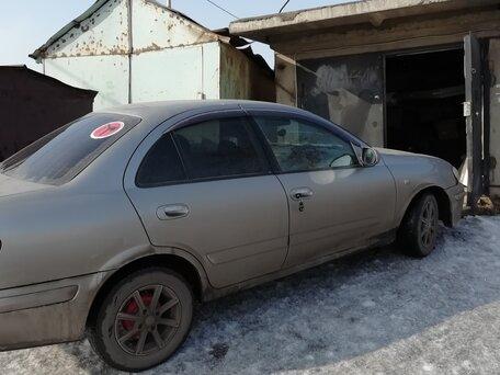 Купить Nissan Bluebird Sylphy пробег 260 000.00 км 2001 год выпуска