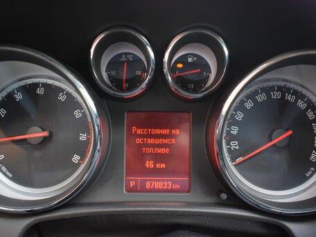 Купить Opel Astra пробег 78 033.00 км 2014 год выпуска