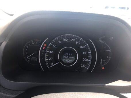 Купить Honda CR-V пробег 73 000.00 км 2014 год выпуска