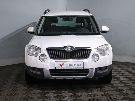 Купить Skoda Yeti пробег 53 151.00 км 2012 год выпуска
