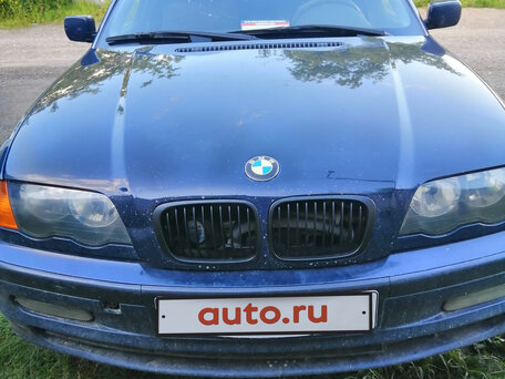 Купить BMW 3 серия пробег 320 000.00 км 2001 год выпуска