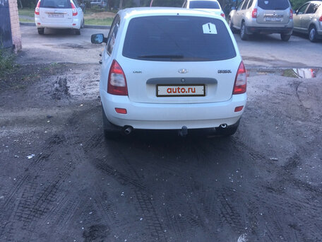 Купить ЛАДА (ВАЗ) Kalina пробег 121 000.00 км 2010 год выпуска