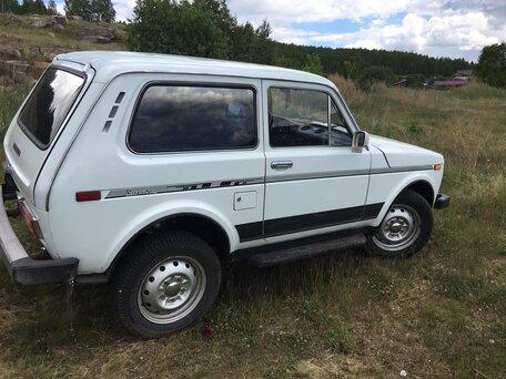 Купить ЛАДА (ВАЗ) 2121 (4x4) пробег 3 000.00 км 1984 год выпуска