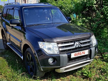 Мицубиси паджеро москва автосалон автофинанс 38 иркутск