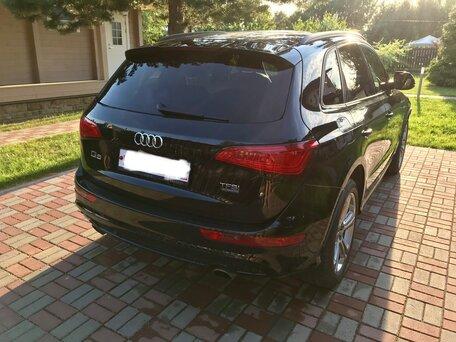 Купить Audi Q5 пробег 33 000.00 км 2016 год выпуска