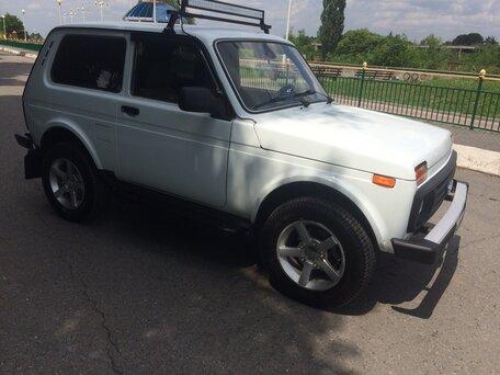 Купить ЛАДА (ВАЗ) 2121 (4x4) пробег 65 000.00 км 2012 год выпуска