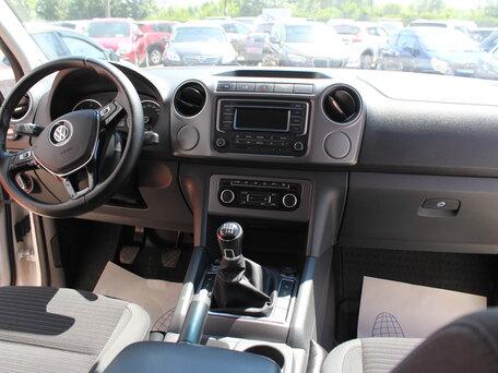 Купить Volkswagen Amarok пробег 88 000.00 км 2015 год выпуска