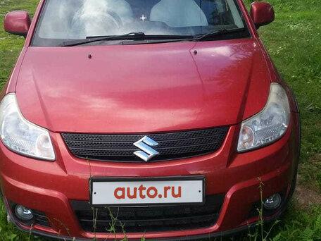 Купить Suzuki SX4 пробег 130 000.00 км 2007 год выпуска