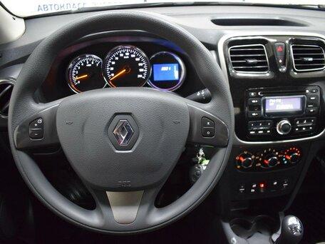 Купить Renault Logan пробег 47 000.00 км 2016 год выпуска