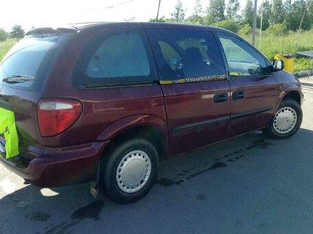 Купить Dodge Caravan пробег 176 000.00 км 2002 год выпуска