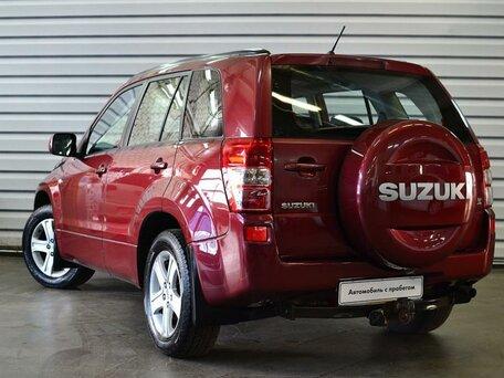 Купить Suzuki Grand Vitara пробег 168 000.00 км 2007 год выпуска