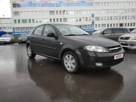 Купить Chevrolet Lacetti пробег 133 000.00 км 2007 год выпуска