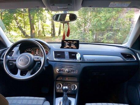 Купить Audi Q3 пробег 36 354.00 км 2014 год выпуска