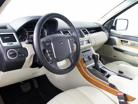 Купить Land Rover Range Rover Sport пробег 176 920.00 км 2010 год выпуска