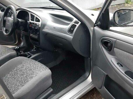 Купить Chevrolet Lanos пробег 169 099.00 км 2008 год выпуска