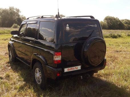 Купить УАЗ Patriot пробег 160 000.00 км 2010 год выпуска