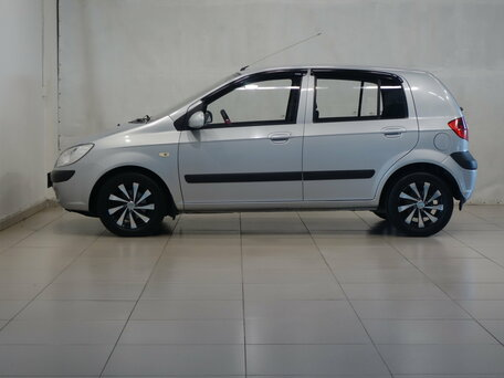 Купить Hyundai Getz пробег 86 000.00 км 2008 год выпуска