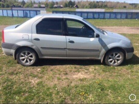 Купить Renault Logan пробег 150 000.00 км 2008 год выпуска
