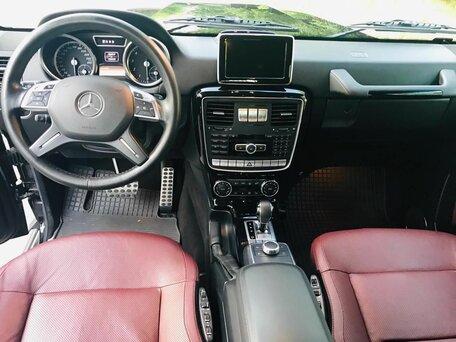 Купить Mercedes-Benz G-klasse пробег 100 000.00 км 2015 год выпуска