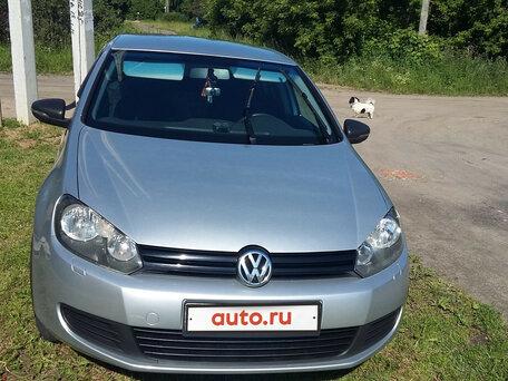 Купить Volkswagen Golf пробег 160 000.00 км 2008 год выпуска
