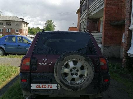 Купить Toyota RAV 4 пробег 33 000.00 км 1995 год выпуска