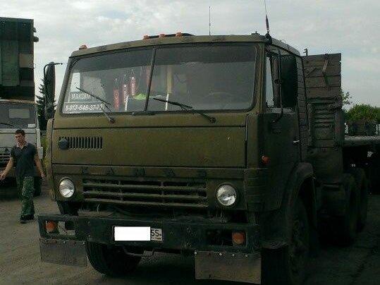 купить бу грузовик в кредит в омске