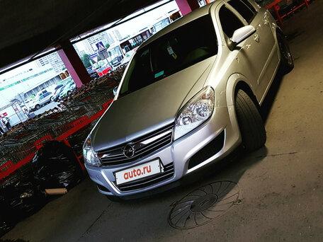 Купить Opel Astra пробег 220 000.00 км 2007 год выпуска