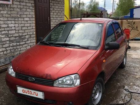 Купить ЛАДА (ВАЗ) Kalina пробег 149 000.00 км 2006 год выпуска