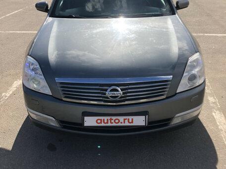 Купить Nissan Teana пробег 157 000.00 км 2006 год выпуска