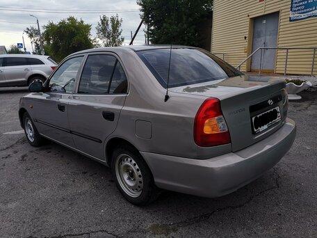 Купить Hyundai Accent пробег 190 000.00 км 2007 год выпуска
