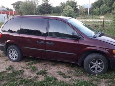 Купить Chrysler Voyager пробег 153 000.00 км 2001 год выпуска